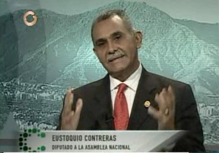 Reuniones entre políticos es lo más normal del mundo — Eustoquio Contreras