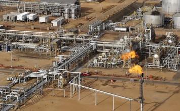 """""""Planta de gas nacional ha avanzado 80%"""""""