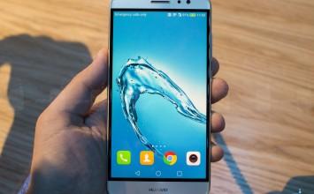 Huawei presentó su modelo Nova Plus