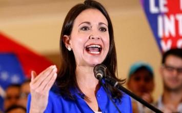 María Corina Machado: La OEA debe aplicar la Carta Democrática Interamericana