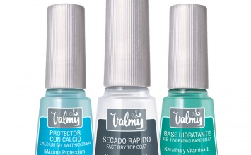 Valmy presenta productos para la manicura