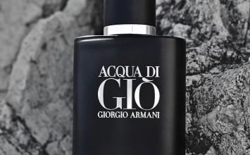 "Giorgio Armani reinventa la fragancia ""Acqua Dio Gió Profumo"""