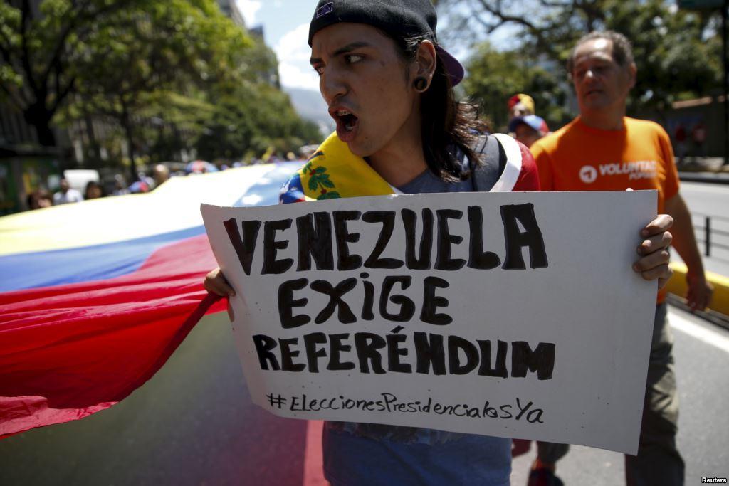 Jefe de la OEA denuncia obstáculos al revocatorio en Venezuela