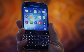 Balckberry anuncia que dejará de fabricar teléfonos