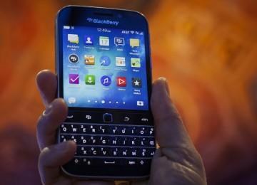 Blackberry anuncia que dejará de fabricar teléfonos