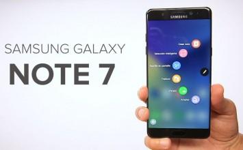 Samsung inició el reemplazo de los Galaxy Note 7 defectuosos