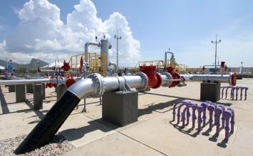 Pdvsa firmó contrato para exportar gas a Colombia