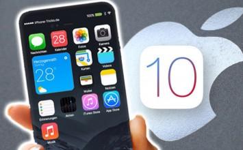 ¿Cuáles son la ventajas del iOs 10 de Apple?