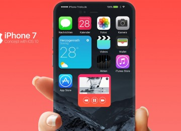Actualización iOS 10 soluciona las fallas en el Iphone 7