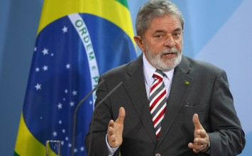 Lula Da Silva se postulará a la presidencia de Brasil en 2018