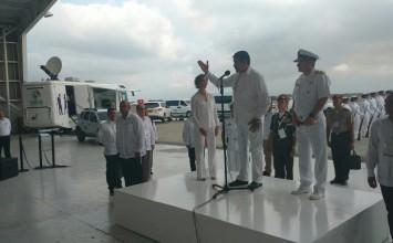 Maduro llega a Colombia para participar en firma del Acuerdo de Paz
