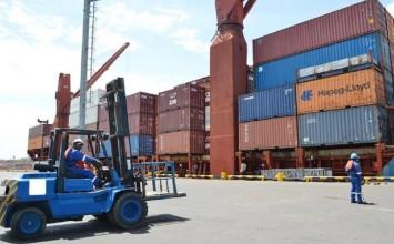 Llegaron 30.000 toneladas de arroz a Puerto Cabello