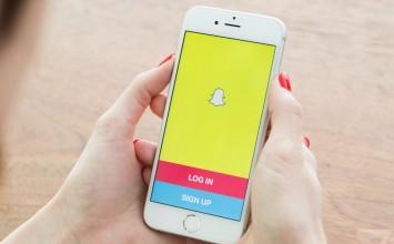 Snapchat presentará lentes para grabar videos