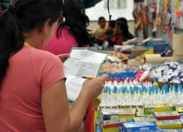 Útiles escolares aumentaron más de 108% con respecto a 2015