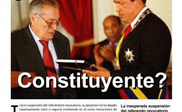 ¿Hola, Constituyente?