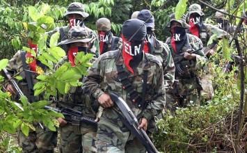 Denuncian que ELN busca atraer a niños con regalos en Táchira
