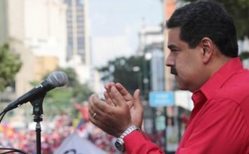 Maduro celebró acuerdo alcanzado entre países No Opep y Opep