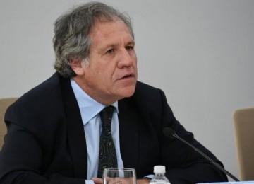 """Almagro exige al Senado de EE.UU. una """"mayor presión económica contra el gobierno de Nicolás Maduro"""""""