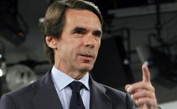 Aznar exige a España  que plantee el caso Venezuela ante la Unión Europea