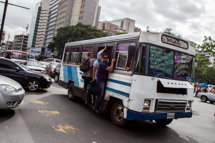 Pasaje en Caracas subió a Bs. 80 desde este martes