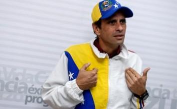 """Capriles no tiene ninguna """"expectativa"""" sobre nuevo gabinete presidencial"""
