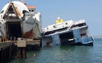 Hundimiento del ferry Carmen Ernestina genera pérdidas de $40 millones