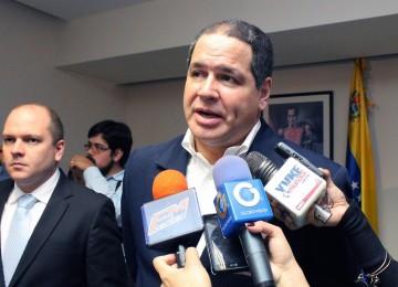 """Florido ofreció un balance de su gira """"Venezolanos Sin Pasaporte"""""""