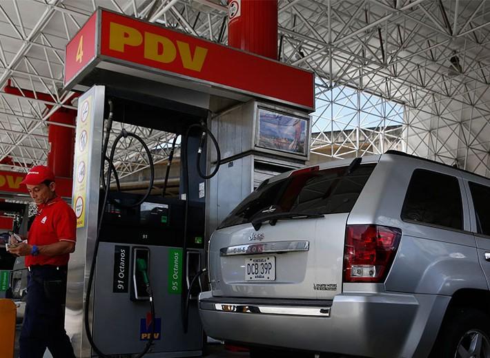 Conozca las estaciones de servicio de Caracas donde puede abastecer gasolina