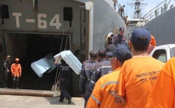 Venezuela envía tercer lote de ayuda humanitaria a Hatí
