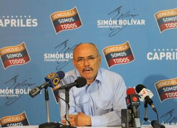 Ismael García: En Aragua el revocatorio se llevará a cabo