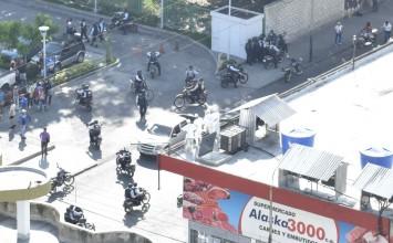 Reportan varios detenidos por protestas en Maracay