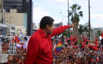 Maduro anunció que conversará por teléfono con John Kerry