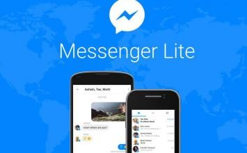 Facebook presentó versión de Messenger para países con internet lento
