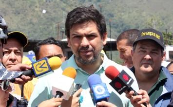 Ocariz: Términos de propuesta de mediadores son inaceptables