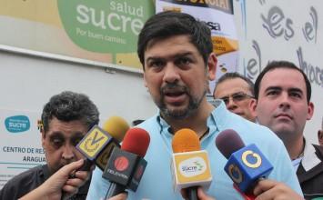 Ocariz aseguró que la MUD mantiene negociaciones sobre su reestructuración