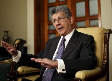 Ramos Allup: Si el gobierno no cumple los acuerdos, AD se retira del diálogo