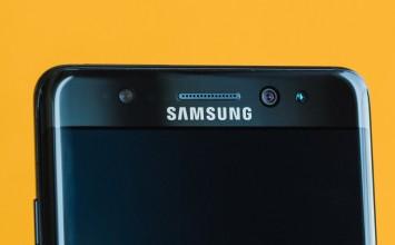 Samsung suspendió venta del Galaxy Note 7