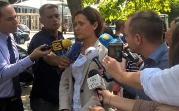 Esposa de Yon Goicoechea pide intervención del Defensor del Pueblo