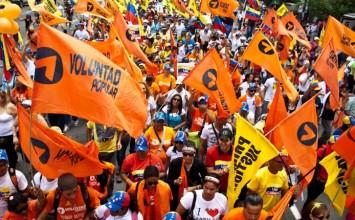 Voluntad Popular rechazó suspensión de la marcha a Miraflores