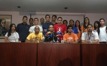 Movimiento estudiantil convocó a manifestación este 3 de noviembre