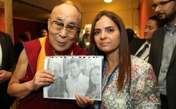 Dalai Lama reafirmó apoyo a Leopoldo López