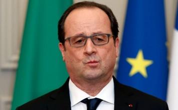 Hollande: Si es necesario, Europa debe resistir a políticas de Trump