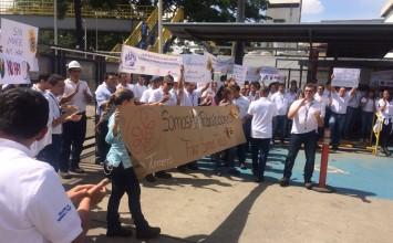 Trabajadores de Polar exigen respuesta para garantizar producción de harina