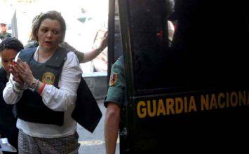 Denuncian que Susana Barreiros será la defensora pública de Afiuni