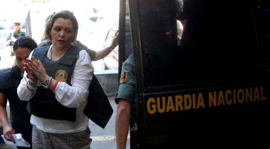 Susana Barreiros nombrada defensora pública de la jueza Afiuni
