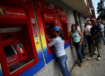 Desmienten que cajeros automáticos estén paralizados desde 1 de diciembre