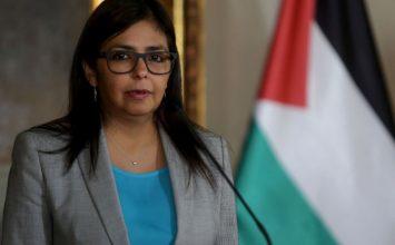 Delcy Rodríguez: Venezuela entregó presidencia del Mercosur a Argentina