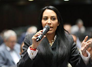 Delsa Solórzano condena nombramiento de Maikel Moreno al frente del TSJ