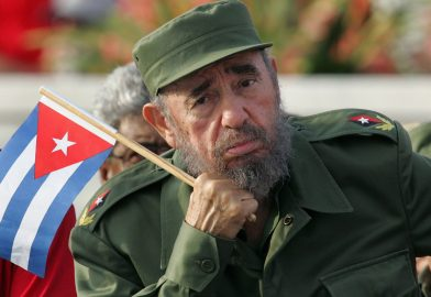 Murió el líder cubano Fidel Castro a los 90 años