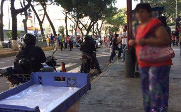 Protestaron en el JM de los Ríos por falta de insumos